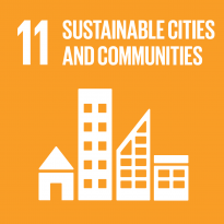 Sustainable Development Goal : Sustainable cities & communities
