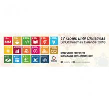 Sdg Christmas Calendar 2018 Hesd Higher Education For