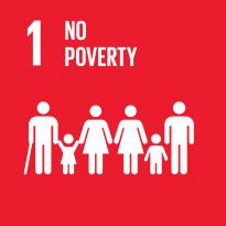 Sustainable Development Goal : No poverty