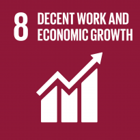Sustainable Development Goal : Decent work & economic growth