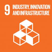 Sustainable Development Goal : Industry, innovation & infrastructure